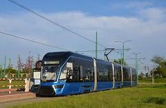 Moderus Gamma LF 01 AC #500 (LukaszL99) Tags: modertrans moderus gamma lf 01 ac lf01ac mpk poznań strasenbahn tram tramwaj prototyp