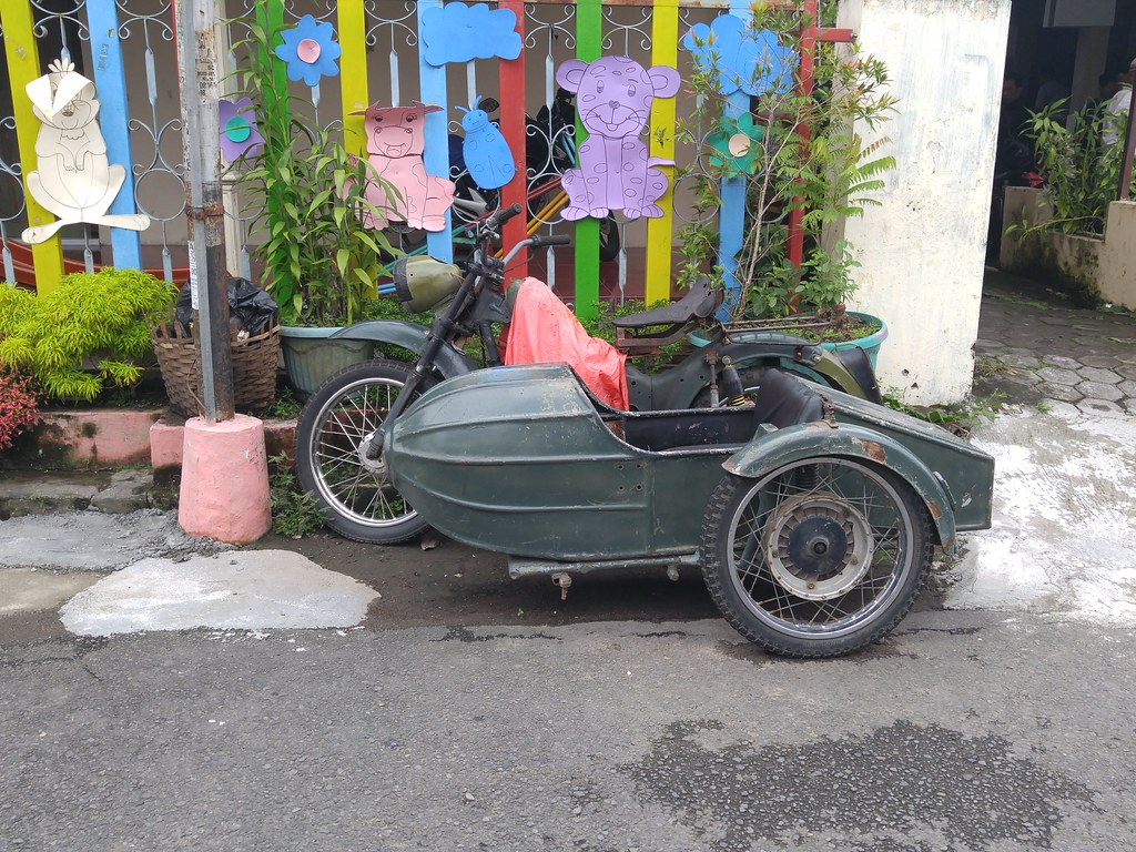 The World's Best Photos of asia and sidecar - Flickr Hive Mind