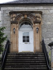 SCOTLAND. - PAISLEY - FORMER GAELIC CHURCH. - OAKSHAW - (PARK@ARTWORKS) Tags: gwuk paisley church gaelic oakshaw