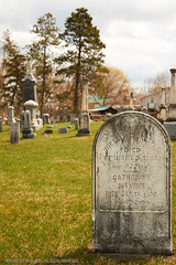 2018-04-28 16-38-46 (_MG_3144) (mikeconley) Tags: johnstown newyork eriecanal graveyard cemetery headstone church tombstone fortherkimer usa