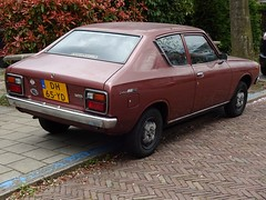 1979 Datsun 120A F-II (automatic) (Skitmeister) Tags: dh65yd carsport 2018 nederland skitmeister holland netherlands