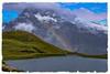 Lac Bachalp et Wetterhorn (jamesreed68) Tags: lake water suisse schweiz oberland bernois grindelwald bachalp wetterhorn canon eos 600d arcenciel groupenuagesetciel