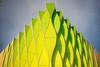 Fassade ist Alles (Ossiland) Tags: groningen fassade grün gelb himmel
