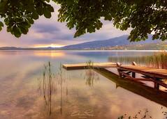 Lago di Pusiano (Christian Papagni | Photography) Tags: bosisioparini lombardia italia it lago di pusiano long exposure lunga esposizione canon eos 5d mark iv ef24105mm f4l is ii usm