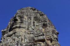 Байон (Oleg Nomad) Tags: камбоджа храм кхмерский байон лицо авалокитешвара cambodia angkor bayon siemreap khmer asia travel