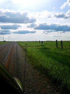 On A Backroad..