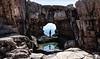 Lokrum (thoma.melanie) Tags: lokrum reflection sea beach croatia rocks silhouette water landscape dubrovnik adriatic island
