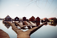 ● | Minolta x-300 (23:49h) Tags: 2018 april analog minolta lake water pier