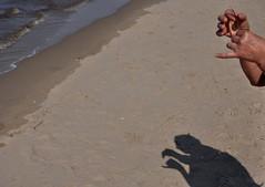 Shadow play (johan van moorhem) Tags: belgium belgique belgië flanders vlaanderen westvlaanderen belgiancoast belgischekust beach strand sea zee noordzee northsea bredene shadow schaduw schaduwspel shadowplay