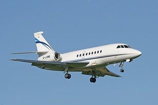 Aviation Beauport G-LSMB Falcon2000 CVT(6)