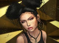 #  ♥437 (sophieso.demonia) Tags: dollhouse secrets spring flair event vanity hair codex huwe access miss chelsea uber