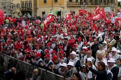 P1040090a (i'gore) Tags: cgil cisl uil prato sindacato lavoro giustizia libertà sicurezzasullavoro sfidaxdiritti diritti