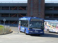Go North East 5271 NK56KKG Metrocentre Bus Stn, Gateshead on 11 (1280x960) (dearingbuspix) Tags: goahead gonortheast bluearrow 5271 nk56kkg