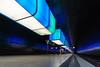 65009186-LR-4000 (the.digitaleye) Tags: hafencity universität hamburg hafen city ubahn subway station university light lightshow