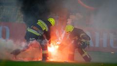 BOG06449 (anton.bogodvid) Tags: sonya7m2 beroflex beroflex500mmf8 football ukraine dinamo shakhtar stadium fire fireshow fan fans cup
