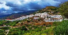 Frigiliana (juanmzgz) Tags: frigiliana málaga españa puebloblanco arquitecturapopular morisco casas montaña turismo conjuntohistóricoartístico