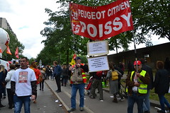 Manif 1er mai 2018 (Jeanne Menjoulet) Tags: manif manifestation 1ermai 2018 paris demonstration demo syndicalistes peugeot citrën poissy cgt psa travail syndicats