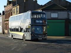Blackpool 417 Fleetwood 180204 (maljoe) Tags: blackpooltransport blackpool fleetwood alexanderdennis