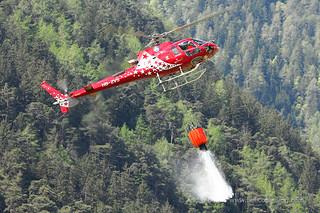 Air Zermatt AS350 B3 Ecureuil helicopter