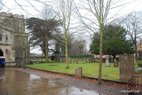 Стретфорд-на-Ейвоні Могила Шекспіра InterNetri Велика Британія 2011 081