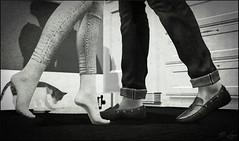 You Better Recognize (Broderick Logan) Tags: secondlife second 2nd life 2ndlife avi avatar virtual vr inworld 3d bento mesh music brodericklogan broderick logan enaroane ena roane love couple feet shoes blackwhite bw sitcom vintage kiss