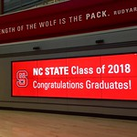 NC State College of Education Spring 2018 Graduation