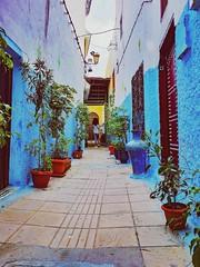 Rabat, 19-04-18 (luca.fertonani) Tags: huaweip10 huawei rabat marocco maroc medina
