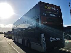 Enviro500 #5014 (CR1 Ford LTD) Tags: buses bus doubledecker doubledeckerbus atmetro nzbus atmetroenviro500 enviro500 adl adlbuses alexanderdennisbuses buspics auckalndbuses adlenviro omnibusurbanbuses publictransport atmetroalexanderdennisenviro500