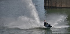Making A Splash (Scott 97006) Tags: seadoo water river travel sport recreation fun machine play