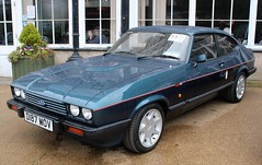D187 MOV (Nivek.Old.Gold) Tags: 1987 ford capri 280 brooklands mk3 hh thepatrickcollection