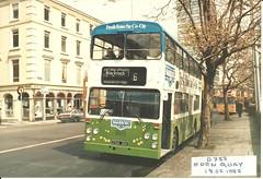Throwback Thursday (123) (Csalem's Lot) Tags: 6 dublin bus cie aoa bailieborocoop edenquay scan throwbackthursday vanhool mcardle d755
