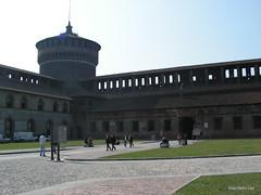 Замок Сфорца, Мілан InterNetri Italy 165