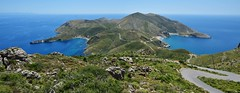 Cape Tainaron (orientalizing) Tags: coast greece isthmus landscape mani marmari panorama seascape southernmani southernpeloponnese tainaron