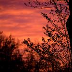 North Huntingdon, PA sunset 02 thumbnail