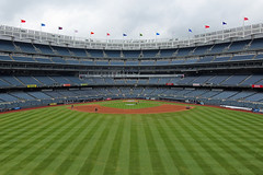 Yankee Stadium - New York, NY (russ david) Tags: yankee stadium new york ny bronx baseball mlb feild park april 2018