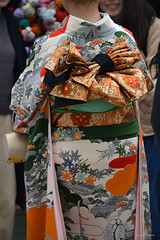 Awesome Obi (Aerisabel) Tags: obi kimono kioto kyoto japan travel tradition woman