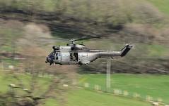 PUMA (Dafydd RJ Phillips) Tags: raf royal air force puma helicopter low level loop mach