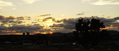 Sunset from Throsby ACT (spelio) Tags: throsby canberra act drive evening low light handheld australia may 2018