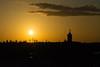 Sunset (nnorpa) Tags: morocco marrakech desert sahara camel essaouira zagora sand fish blu cammelli marocco cammello turbant street sunrise sunset sunlight light lights orange colours juice old men bikes lamb souk kids