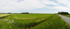 20180521-001 The roads to Duivenvoorde (SeimenBurum) Tags: netherlands thenetherlands windmill windmolens landscape meadows bicycle bicyclepath fietspad panorama