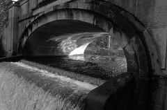 Kleine Kaskade II ([laudanum]) Tags: ludwigslust ludwigslustparchim mecklenburgvorpommern schlossludwigslust schloss schlosspark park groserkanal wasser kanal brücke kaskade
