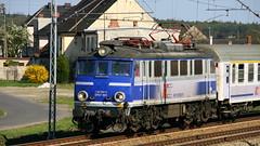 EP07-1011, Dziewkowice, 19.04.2018 (Marcin Kapica ...) Tags: pkp ic kolej lokomotive locomotive bahn railway