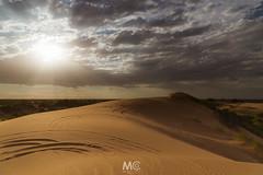 Erase & rewind (Mariano Colombotto) Tags: sunset atardecer sand beach summer verano sun sol dusk nikon landscape paisaje nature naturaleza sky cielo clouds