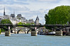 Pont des Arts (Pascal_t_ih) Tags: france paris pontdesarts city street