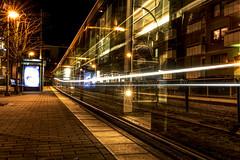 All Inclusive (Cederquist Christoffer) Tags: urbancitybuildinglightroadstreettravelarchitecturetrafficblurmotionmodernbusinessdarkilluminatedspeedeveningtramlongexposure lowiso lowlightexposure longexposure nightphotography nightlight nightshot night nighttime tram gothenburg sweden streetphotography canon canoneos60d sigma sigma1835f18 sigmaart singleexposure raw lighttrail streetscape