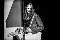 Images on the run... (Sean Bodin images) Tags: streetphotography streetlife strøget streetportrait subway seanbodin cosplay nørreport kultorvet amagertorv copenhagen citylife candid city citypeople woman gadefotografi girl blackwhite blackandwhite metropolight mitkbh denmark documentary documentery delditkbh danmark voreskbh visualculture visitcopenhagen visitdenmark