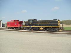 DSC06927 (mistersnoozer) Tags: lal rgvrrm excursion train shortline railroad alco rs1 locomotive caboose
