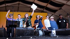 The Magnificent 7 at the New Orleans Jazz and Heritage Festival on Sunday, April 29, 2018