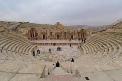 Southern Theatre, Jerash, Jordan, January 2018 359 (tango-) Tags: giordania jordan middleeast mediooriente الأردن jordanien 約旦 ヨルダン jerash