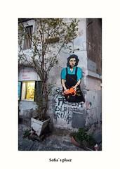 Sofia's place (oiZox) Tags: sofialoren napoli naples fujixseries fujifilm fujistas graffiti murales lines color urban fotourbana streetphotagraphy street streetstyle streetart napuleé